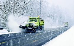 A well-managed geographic information system (GIS) can help an agency plan and execute an efficient snow-fighting program.