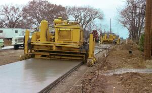 Slipform machines have given us the ability to place long sections of high quality pavement.