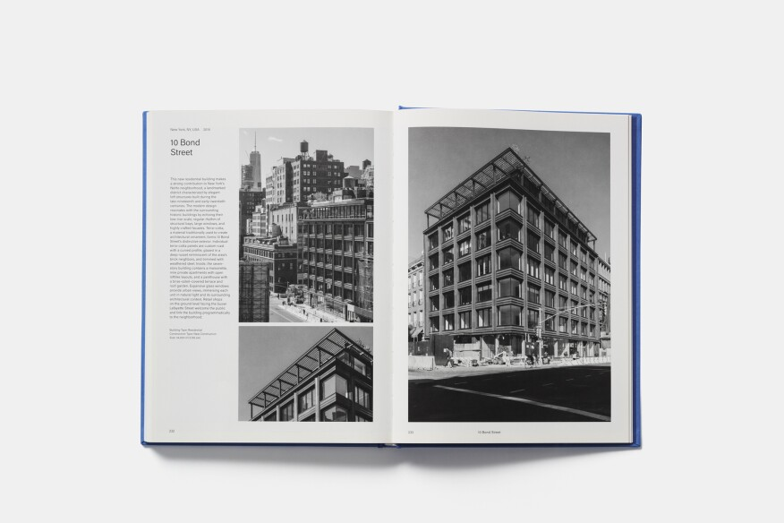 what to consider before making a monograph | architect magazine