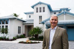 Naples, Fla.-based London Bay Homes' principal Mark Wilson