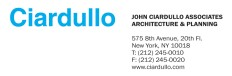 John Ciardullo Associates Logo