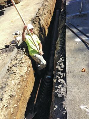 Wellesley has about 3,600 catch basins, 121 miles of storm drains, and 15 miles of brooks and streams in a service area of about 11 square miles.