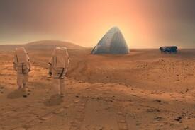 NASA 3D-Printed Habitat Challenge: Ice House