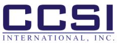 CCSI International, Inc. Logo