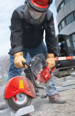 To qualify for some federal projects, equipment will have to be compliant to current EPA engine emission guidelines. The new Hilti DS-HS Hand-Held Gas Saws represent the next generation of hand-held gas saws featuring carburetors that meet EPA requirements.