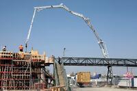 Schwing America Inc. S 43SX Concrete Pump