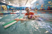 Here's an Encouraging Trend: Swim School Franchises Are Growing Like Crazy