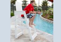 Lifeguard Mendota Portable Chair (3', 4', 5' options available)
