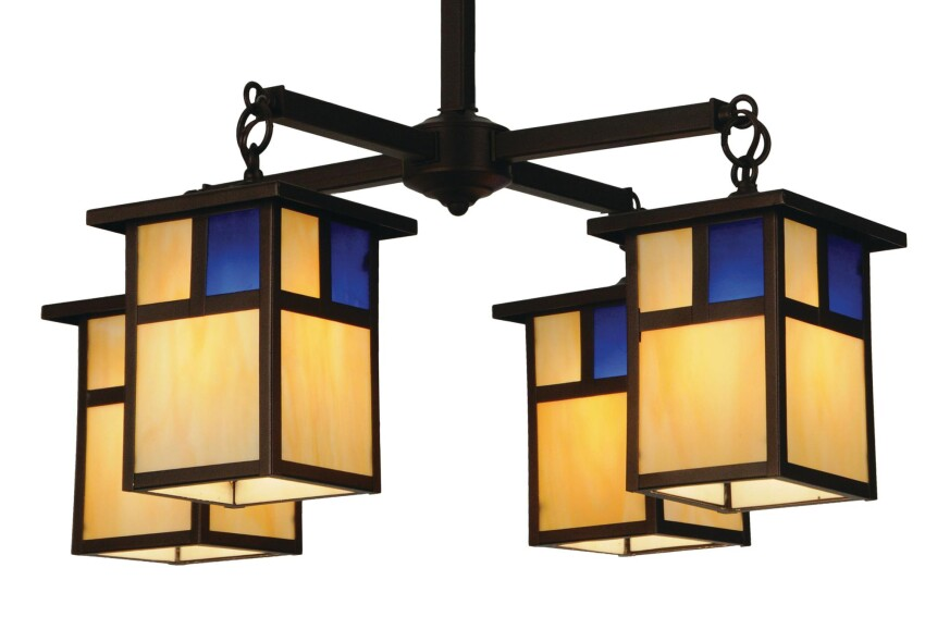 Bright Ideas: New Lighting Products from Meyda and Lutron