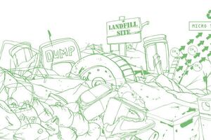 Landfill Gas Provides Usable Energy