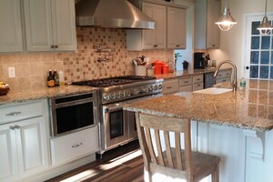 A Kitchen Makeover with a Family Connection