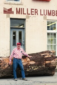 Skip Miller of Miller Lumber in Augusta, KY for ProSales Magazine