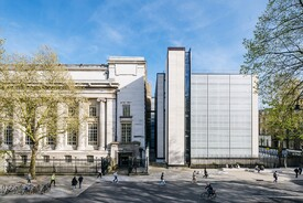 British Museum World Conservation and Exhibitions Centre