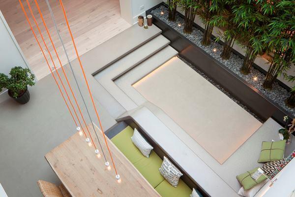 Atrium House, Chicago, by dSPACE Studio.