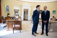 No Breakthroughs on Renewed SLA, Obama and Trudeau Report