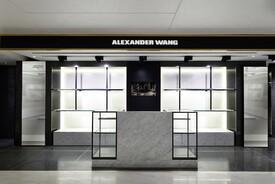 Alexander Wang Sogo in collaboration with Alexander Wang