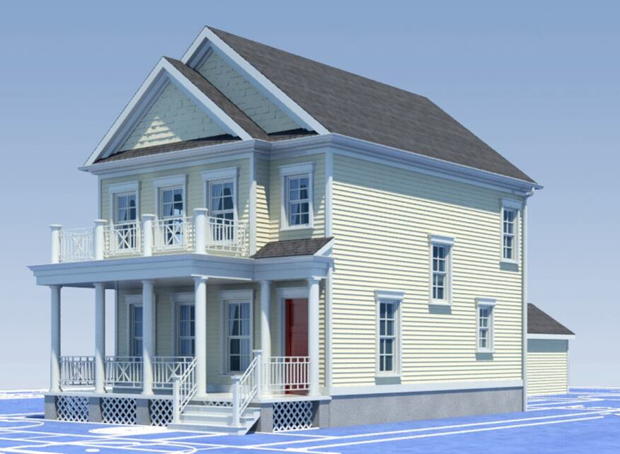 American sustainability initiative to build 12 000 energy for Building an efficient home