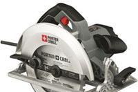 Hot Finds: Porter-Cable Heavy Duty Circular Saw