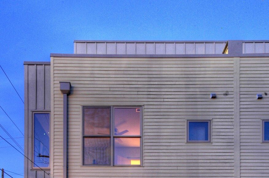 1800 Cowart Street Townhomes Architect Magazine