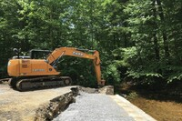 Winner of the 2017 Dire States Grant for Rehab  of Old Forge Bridge Announced