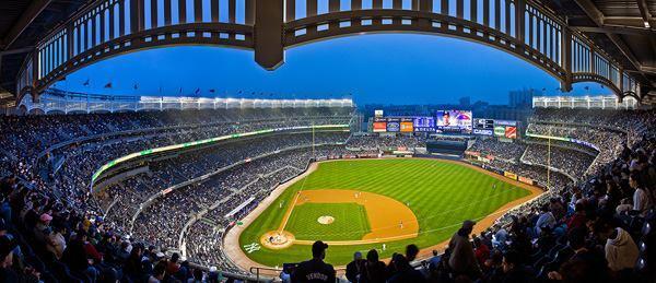 Yankee Stadium, Bronx, N.Y., by Populous.