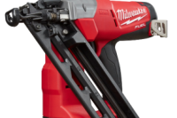 New Cordless Finish Nailers From Milwaukee