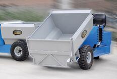 Load Warrior Inc. + Three-Wheeled Workhorse
