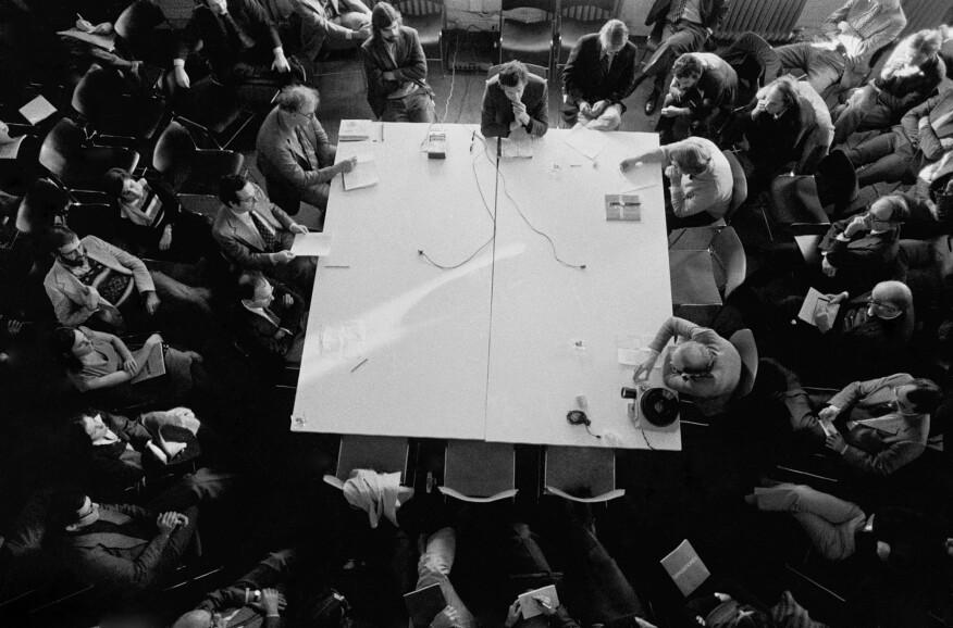 An institute forum on Aldo Rossi