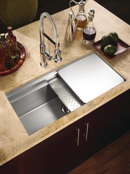 Houzer Novus Sink