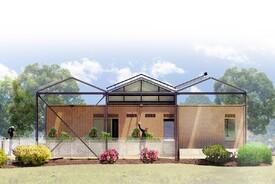 2015 Solar Decathlon: Grow Home