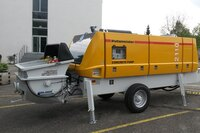 Putzmeister America, Inc. Updates Trailer-Mounted Concrete Pumps