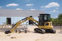 Caterpillar Mini Hydraulic Excavators