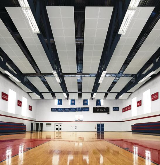 Armstrong Ceilings MetalWorks Capz