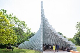 2016 Serpentine Gallery Pavilion