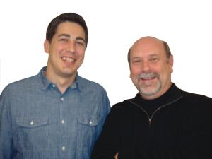 Architectural designer Andrew Dratch and architect Jerry Gloss are with KGA Studio Architects in Boulder, Colo.