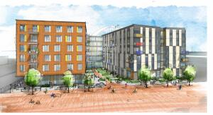 The Abigail in Portland, Ore., will be a 142-unit mixed-income development with 123 apartments set aside for families earning between 30 percent and 60 percent of the area median income.