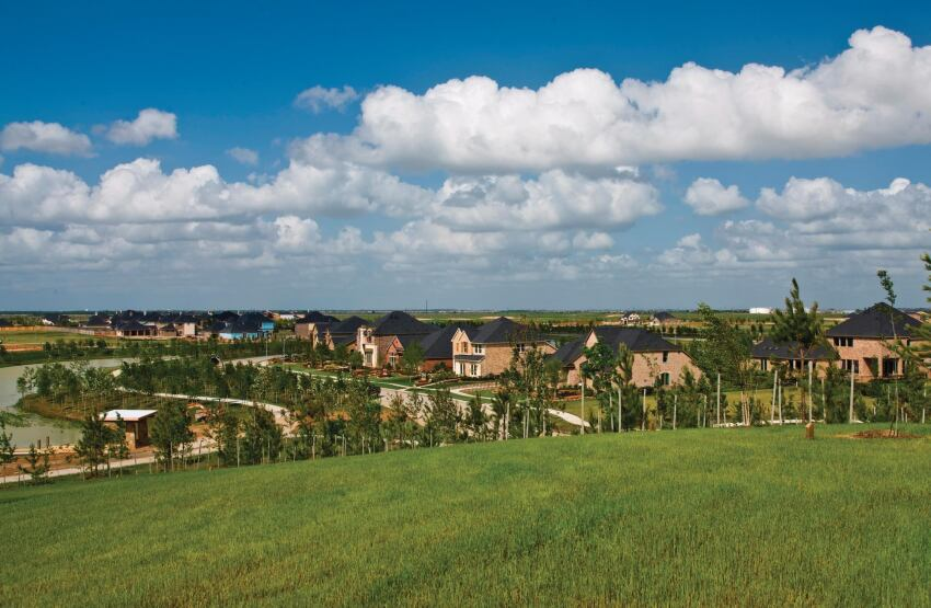 Listening to the Land: Site Design Merges with Building Design