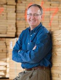 Brian McCoy, president, McCoy's Building Supply
