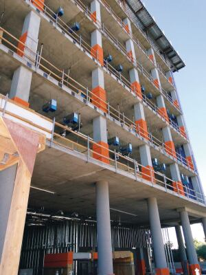 School construction will account for 40% of Tempe, Ariz.-based Sundt Constructions concrete revenue in 2011, including a new Arizona State University research building.