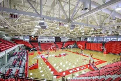 State University of NY at Stony Brook - Arena Renovation & Modernization