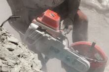 Battling Concrete Dust