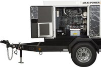 Mobile Generators from Allmand Bros. Inc.
