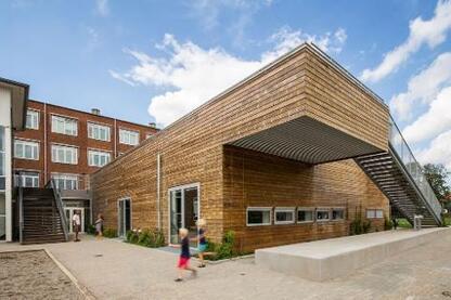 Extension to Gentofte School