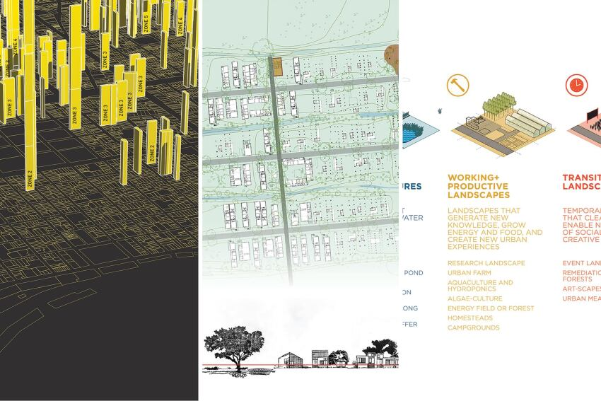 Three Finalists Chosen for Future Ground Competition