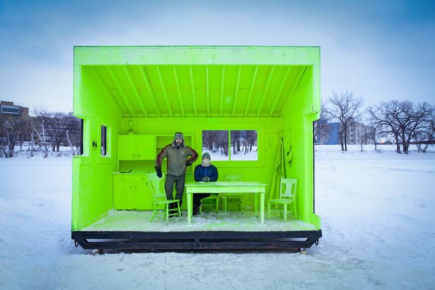 """""""Hygge House"""" (Winnipeg, Manitoba)"""