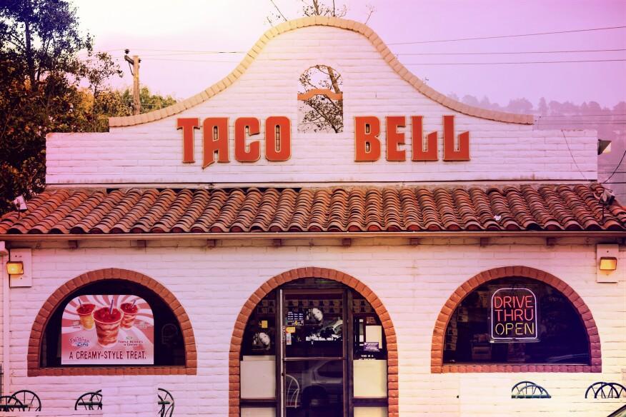 Taco Bell, El Cerrito, Calif.
