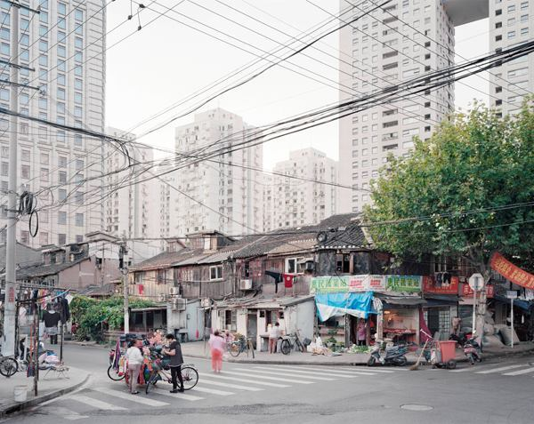 """010 SHG City."" Shanghai. 2014 Sony World Photography Awards Professional Competition shortlist in the Landscape category."
