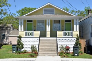 The first and second phases of the Iberville off-site rehabilitation effort have brought new housing opportunities to New Orleans. A third phase will create 30 more homes.