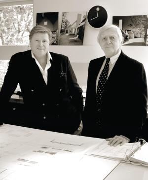 Simon Jacobsen and Hugh Newell Jacobsen