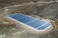 The Enormous Gigafactory Where Tesla Will Build Its Future